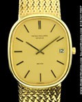 PATEK PHILIPPE 3605 ELLIPSE BEYER 18K