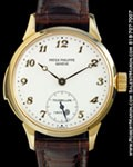 PATEK PHILIPPE 3939 J MINUTE REPEATER TOURBILLON 18K