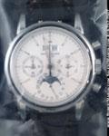 PATEK PHILIPPE 3970 P PERPETUAL CHRONOGRAPH PLATINUM