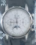 PATEK PHILIPPE 3970 G PERPETUAL CHRONOGRAPH 18K