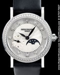 PATEK PHILIPPE LADY MOONPHASE DIAMONDS 4858 18K