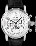 PATEK PHILIPPE 5004 P PERPETUAL SPLIT-SECOND CHRONOGRAPH PLATINUM