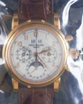 PATEK PHILIPPE 5004 R SPLIT SECONDS CHRONOGRAPH PERPETUAL 18K ROSE