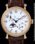 PATEK PHILIPPE 5015 R MOONPHASE POWER RESERVE 18K