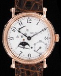 PATEK PHILIPPE 5015R 18K POWER RESERVE MOONPHASE DISCONTINUED