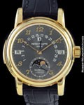 PATEK PHILIPPE 5016 J PERPETUAL MINUTE REPEATER TOURBILLON 18K