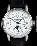 PATEK PHILIPPE 5016 MINUTE REPEATER PERPETUAL TOURBILLON PLATINUM