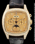 PATEK PHILIPPE 5021 R PERPETUAL CHRONOGRAPH DIAMONDS 18K