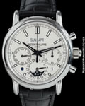 PATEK PHILIPPE 5204 P PERPETUAL SPLIT SECONDS CHRONOGRAPH PLATINUM