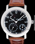 PATEK PHILIPPE 5055 G MOONPHASE POWER RESERVE 18K