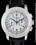 PATEK PHILIPPE 5070G CHRONOGRAPH 18K WHITE GOLD