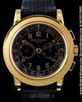 PATEK PHILIPPE 5070 J CHRONOGRAPH 18K