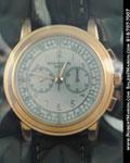 PATEK PHILIPPE CHRONOGRAPH 5070 R 18K