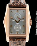 PATEK PHILIPPE 10 DAY RESERVE 5100R 18K ROSE MANTA RAY BOX PAPERS