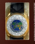 PATEK PHILIPPE 5131 J CLOISONNE WORLD TIME