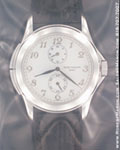 PATEK PHILIPPE 5134 G a CALATRAVA TRAVEL TIME 18K WHITE