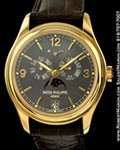 PATEK PHILIPPE ANNUAL CALENDAR 18K YELLOW GOLD 5146 J