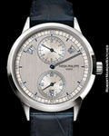 PATEK PHILIPPE 5235 G ANNUAL CALENDAR REGULATOR 18K