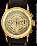 PATEK PHILIPPE 533 J THREE TONE SECTOR DIAL 18K