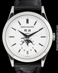 PATEK PHILIPPE 5396G ANNUAL CALENDAR 18K WHITE GOLD NEW