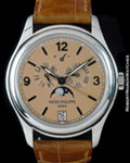 PATEK PHILIPPE 5450 P ANNUAL CALENDAR ADVANCED RESEARCH PLATINUM