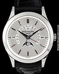 PATEK PHILIPPE 5496P PLATINUM PERPETUAL CALENDAR NEW CELEBRITY OWNED