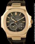 PATEK PHILIPPE NAUTILUS 5712R 18K ROSE AUTOMATIC NEW BOX PAPERS