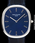 PATEK PHILIPPE 5738 P ELLIPSE LIMITED EDITION PLATINUM