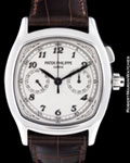 PATEK PHILIPPE 5950 A SPLIT SECONDS CHRONOGRAPH STEEL