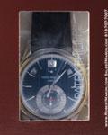 PATEK PHILIPPE 5960 P ANNUAL CALENDAR CHRONOGRAPH PLATINUM