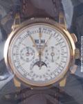 PATEK PHILIPPE 5970 R PERPETUAL CALENDAR CHRONOGRAPH 18K ROSE
