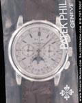 PATEK PHILIPPE 5970 G CHRONOGRAPH MOONPHASE