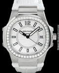 PATEK PHILIPPE 7010 G NAUTILUS DIAMONDS 18K