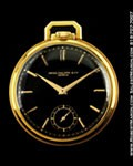 PATEK PHILIPPE VINTAGE POCKET WATCH 18K YELLOW GOLD