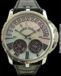 ROGER DUBUIS EXCALIBUR DOUBLE TOURBILLON STEEL NEW
