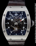 RICHARD MILLE RM 002-V2-WG TOURBILLON 18K