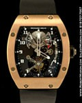 RICHARD MILLE RM002 RG TOURBILLON