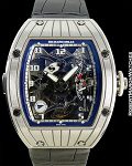 RICHARD MILLE TOURBILLON PLATINUM
