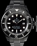 ROLEX 116660 SEA DWELLER DEEP SEA PVD