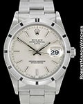 ROLEX OYSTER PERPETUAL CHRONOMETER 15210A STEEL