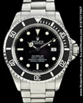 ROLEX 16600 SEA DWELLER STEEL