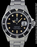 ROLEX 16800 TRANSITIONAL SUBMARINER STEEL
