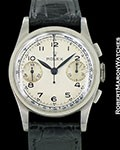 ROLEX VINTAGE 2811 CHRONOGRAPH MANUAL STAINLESS STEEL