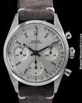 ROLEX VINTAGE CHRONOGRAPH 6238 PRE-DAYTONA STEEL CHRONOGRAPH 1964
