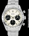 ROLEX VINTAGE COSMOGRAPH 6239 1st SERIES DOUBLE-SWISS DAYTONA 1963