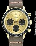ROLEX VINTAGE COSMOGRAPH DAYTONA 6241 CHRONOGRAPH 14K 1969
