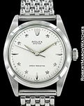 ROLEX VINTAGE OYSTER STAR DIAL 6426 MANUAL 1962