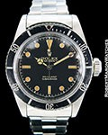ROLEX 6538 BIG CROWN SUBMARINER JAMES BOND 1958