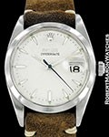 ROLEX VINTAGE OYSTERDATE 6694 STEEL EARLY EXAMPLE 1962