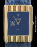 ROLEX CELLINI 18K OMANI DIAL RARE FLUTED CASE 1970�S